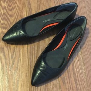 Rockport Shoes - Rockport Pointed Toe Flats